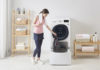 Using the new LG TWINWash Washer and Dryer