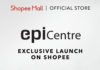 EpiCentre Shopee partnershop