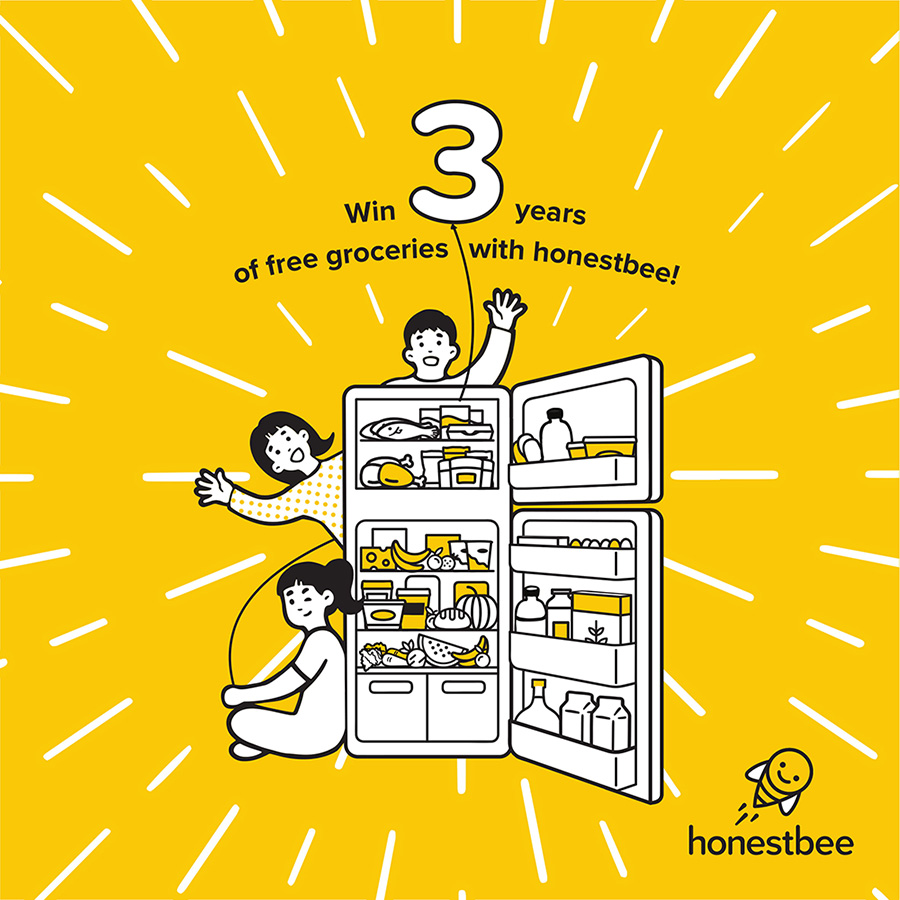 honestbee promotion