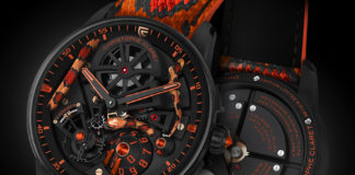 Christophe Claret Maestro Pantherophis Watch
