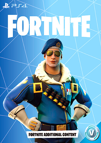 Fortnite Bundle poster