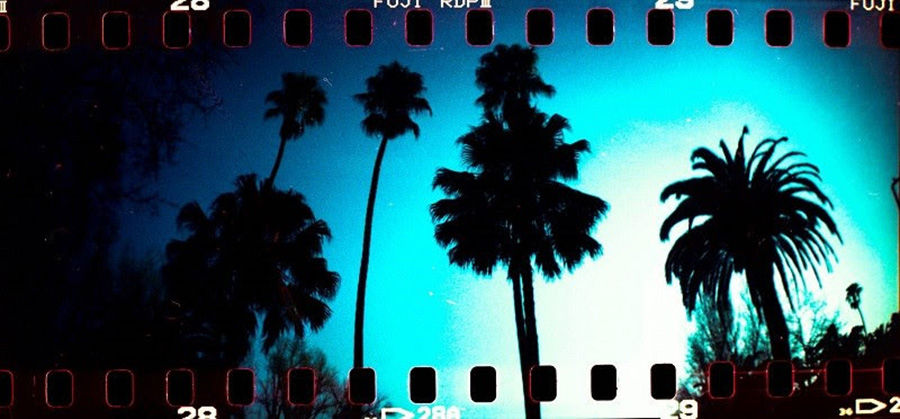 Film taken with the SUPERPOP Teal 2.0 camera