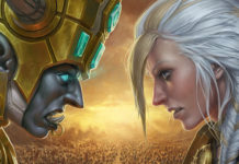 Battle for Azeroth: Jaina vs Talanji