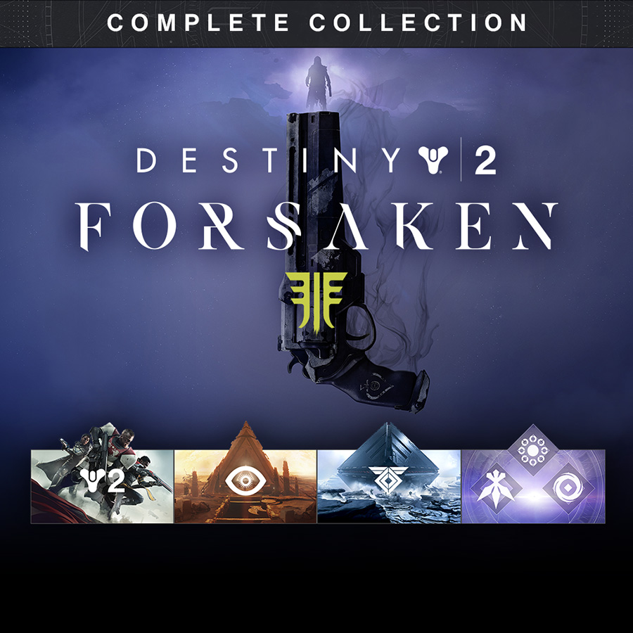 Destiny 2 Forsaken Complete Collection