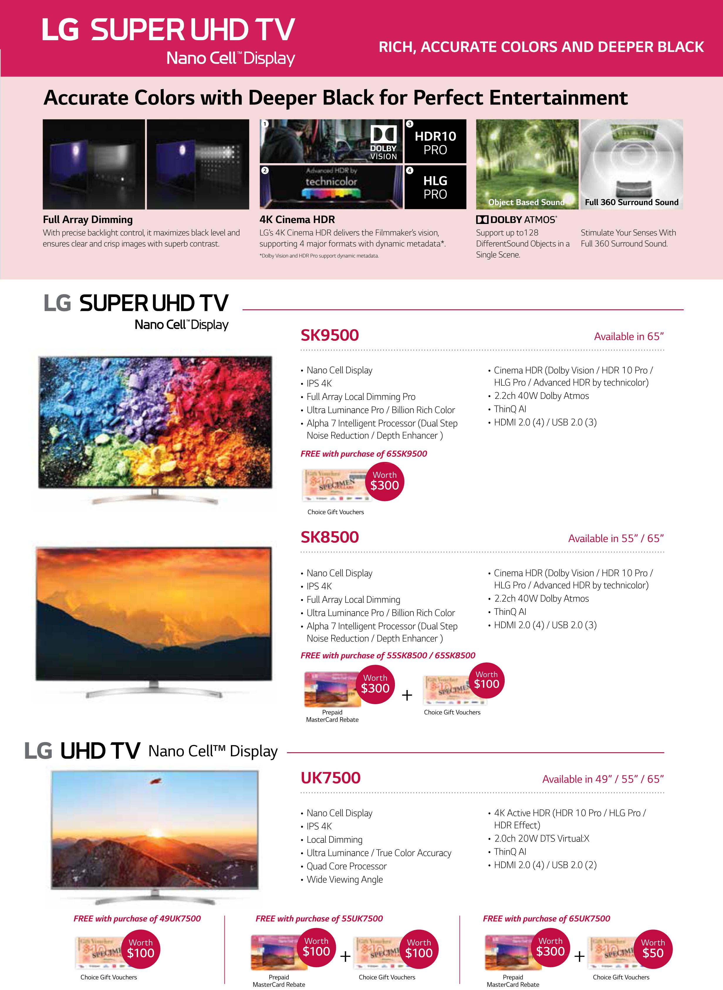 LG September Promo