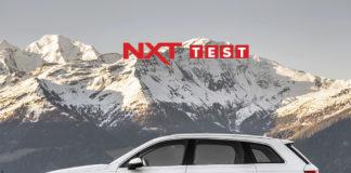 Audi Q7 in Tofana White