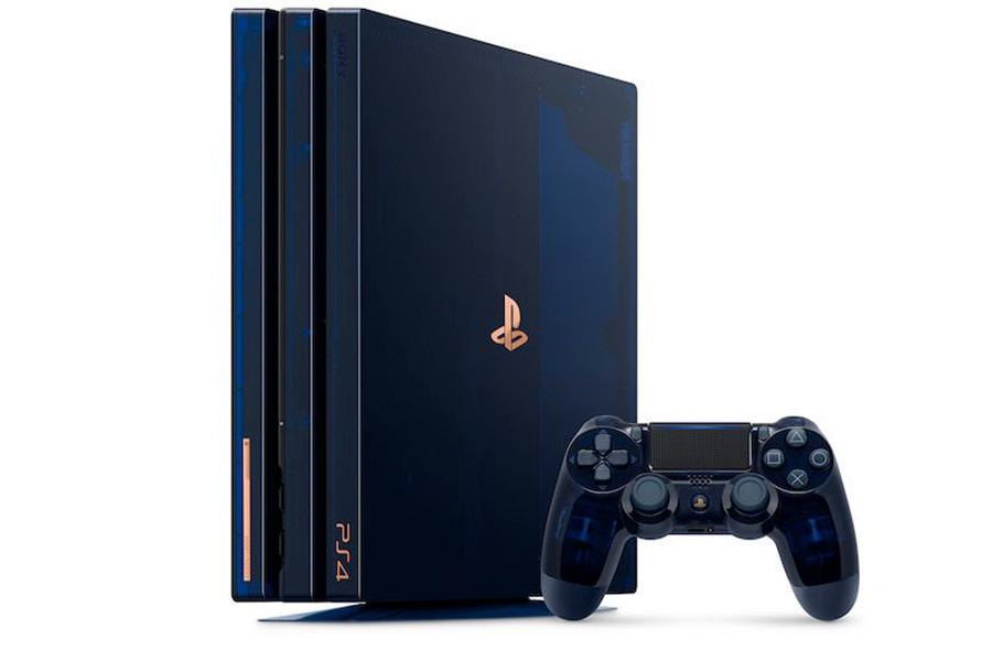 Limited Edition of PS4 Pro