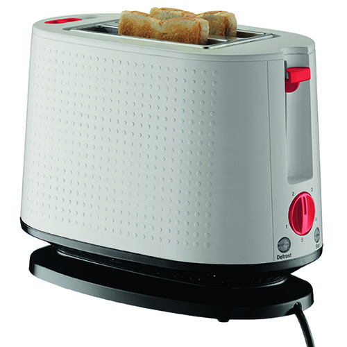Bodum Toaster in Off-White