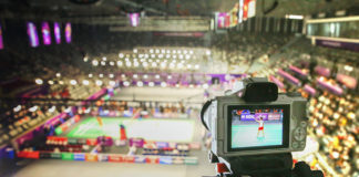 The Canon Istora Touch and Trial during the Badminton competition