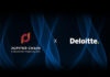 Jupiter Chain and Deloitte logos