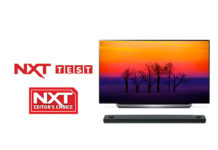 NXT Test - LG SK10Y and C8