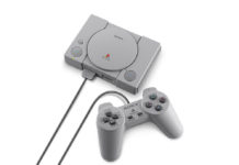 PlayStation Classic console and controller