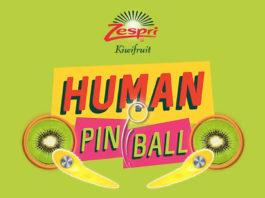 Zespri Human Pinball Machine