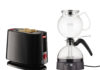 Bodum Toaster and ePebo Coffee Maker