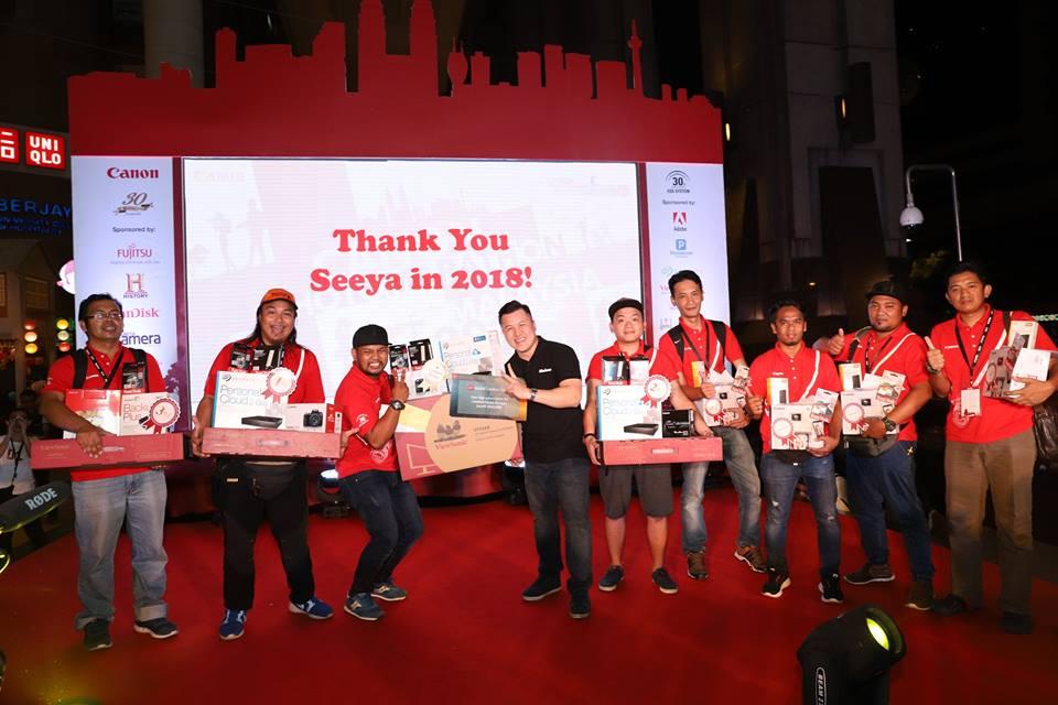 Canon PhotoMarathon Malaysia 2017