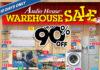 Audio House Warehouse Sale