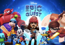 Disney Epic Quest