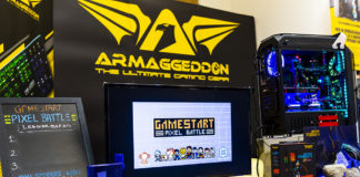 Gamestart 2018 Armageddon Showcase