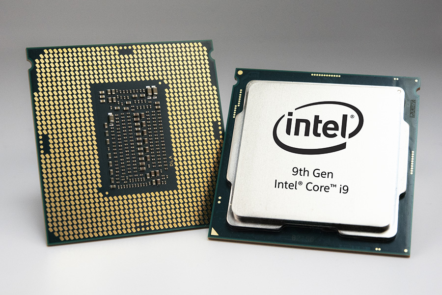 9th Gen Intel Core i9-9900K