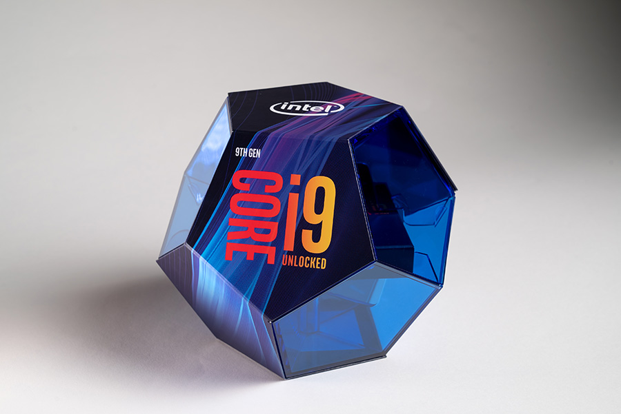 Celebrating the 9th Gen Intel Core i9-9900K