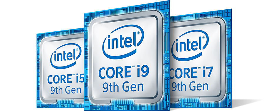Intel 9th Gen Core Processors