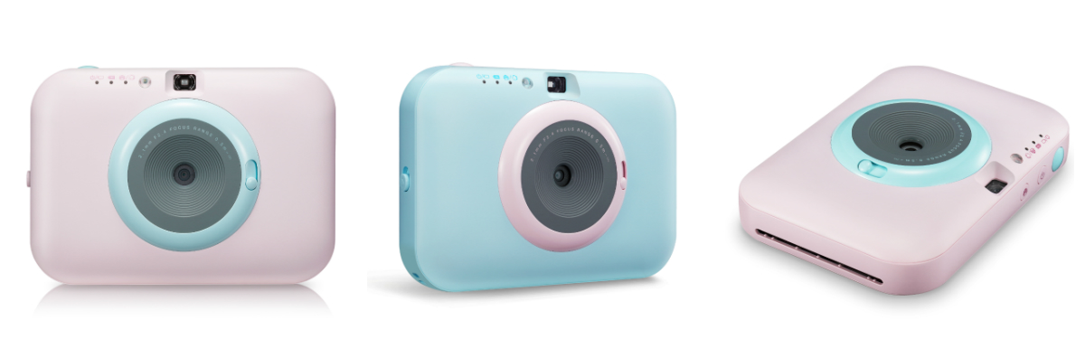 LG PC389 Pocket Photo Snap