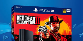 Red Dead Redemption 2 Bundle Pack for PS4