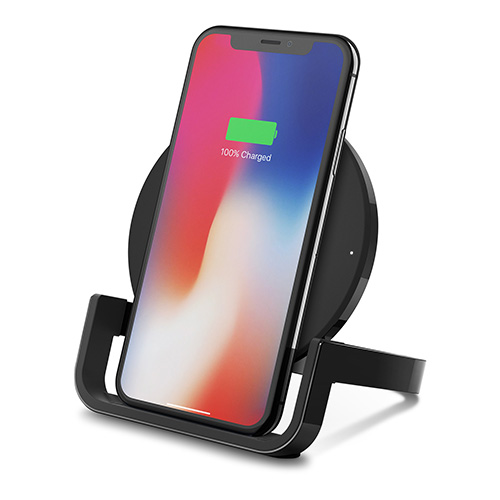 Belkin Wireless Charging Stand in black