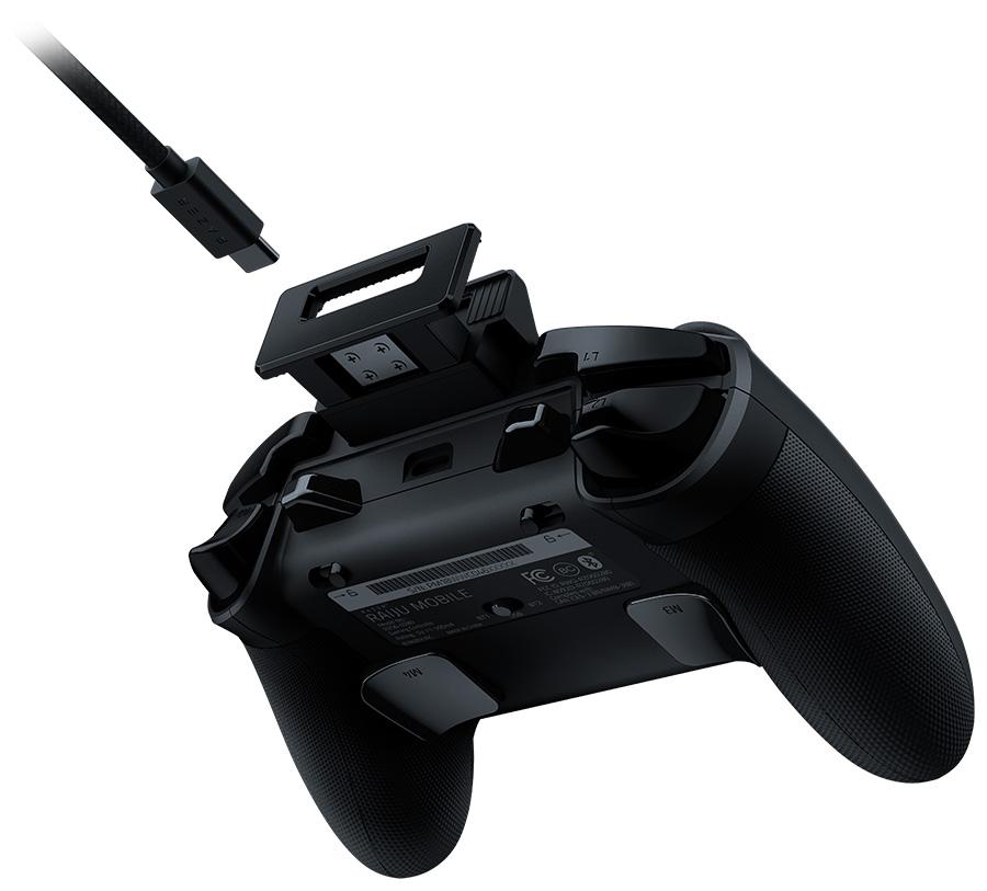 The Raiju Mobile controller
