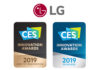 LG awarded at CES 2019 Innovation Awards