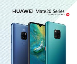 Huawei Mate 20 Ad