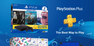 Playstation 4 Party Bundle and New HITS with free wrapping cloth