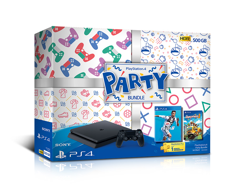Playstation 4 Party Bundle pack