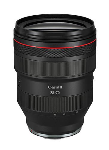 Canon EOS R RF 28-70mm