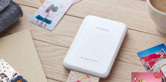 Canon Mini Printer