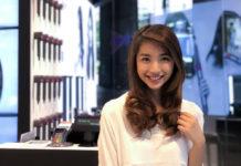 Vanessa Ho dyson airwrap