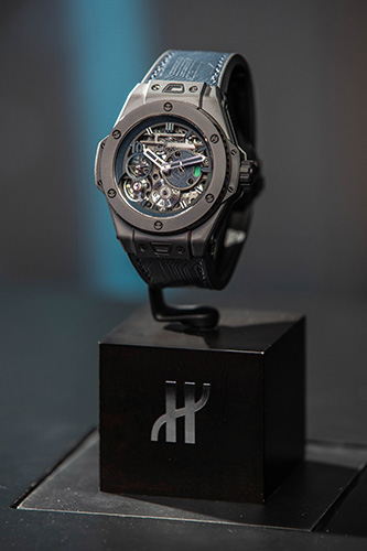 Hublot's Big Bang Meca-10 PRP Limited Edition Watch