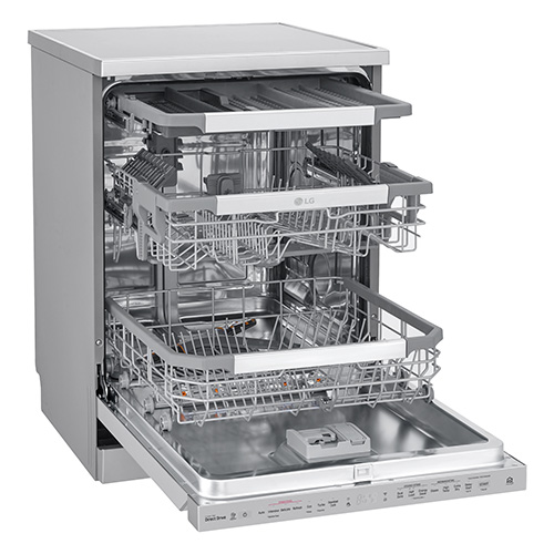 LG Quadwash dishwasher