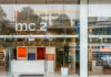 mc2 gallery shopfront