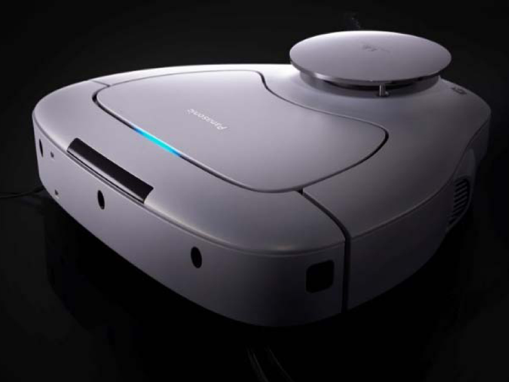 Introducing The New Panasonic Robot Vacuum Cleaner And