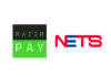 NETS and Razer Pay logos