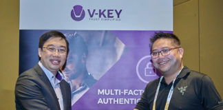 Razer Pay and V-Key Partnership