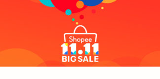 Shopee 11.11 Big Sale records