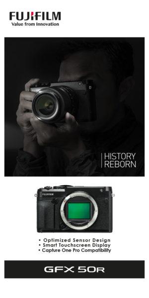 Fujifilm Ad