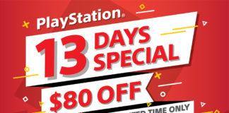 PlayStation 4 13 Days Special Bundle