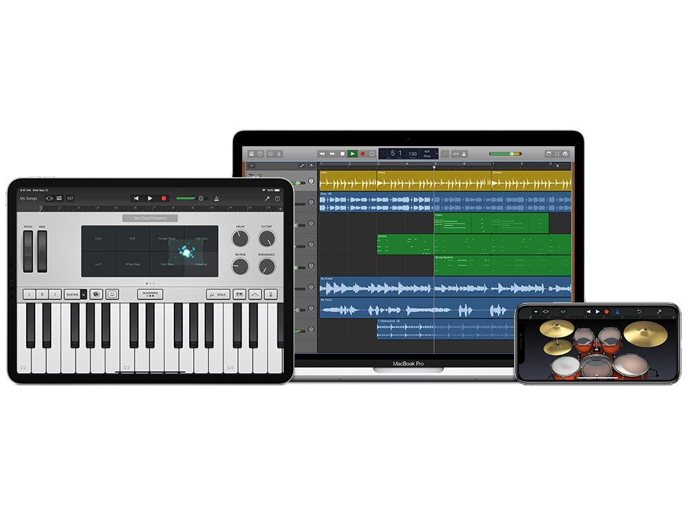 Garage Band Keyboard : Irig keys universal midi keyboard controller review