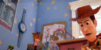 Toy Story in KINGDOM HEARTS III