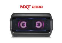 LG's XBOOM GO PK7 Speakers