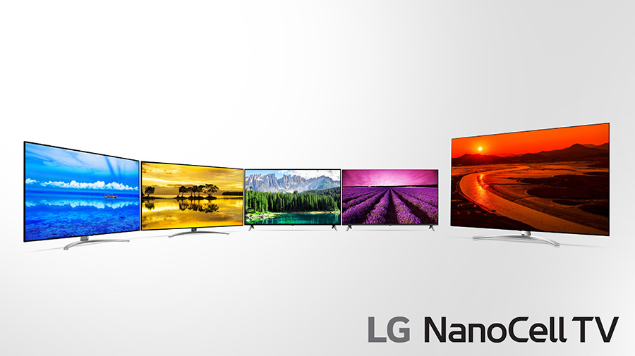 LG ThinQ AI NanoCell TV Alpha 9 Gen 2
