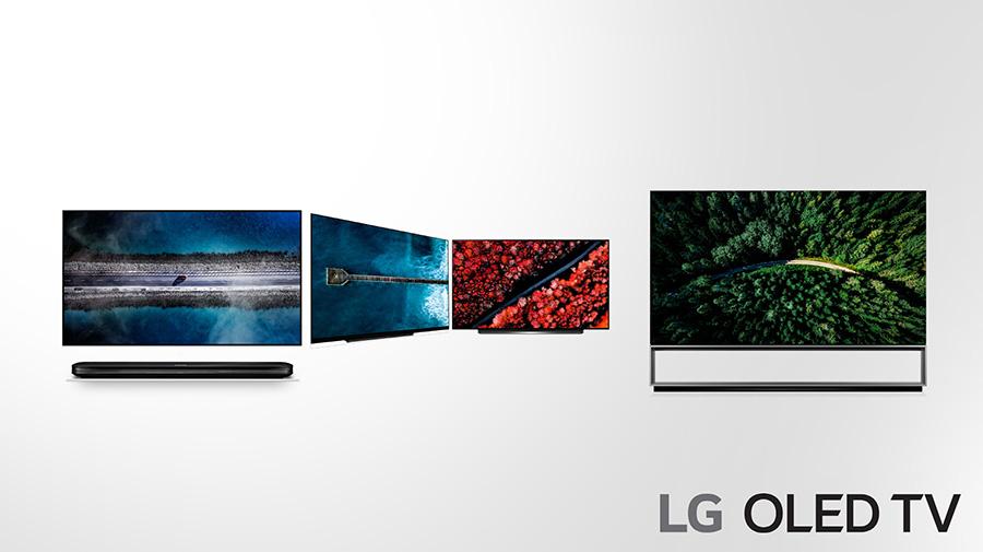 LG ThinQ AI OLED TV Alpha 9 Gen 2